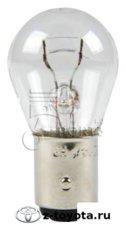 Автолампа, фонарь указателя поворота; фонарь сигнала торможения; задняя противотуманная фара