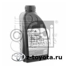 Тормозная жидкость Toyota  1.0-4.7